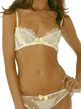 Damaris_ss08_yellow_silk_lace_bra
