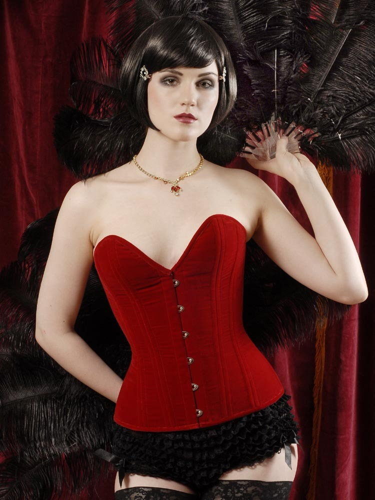 What_katie_did_cabaret_sophia_velvet_corset