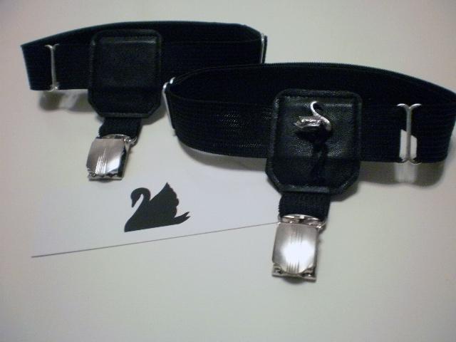 Обзор держателей для носков/чулок SWAN Clothing в журнале GB {Garterblog.ru}