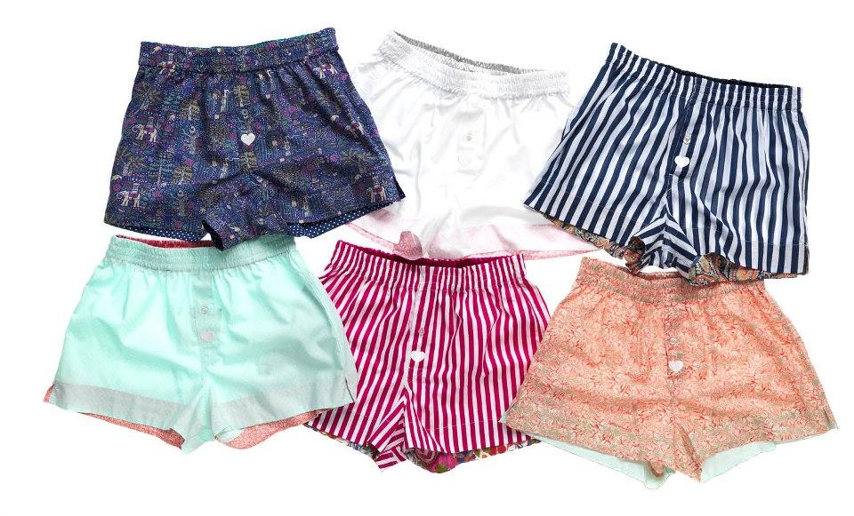 Летняя коллекция boxer shorts от Max Holliday