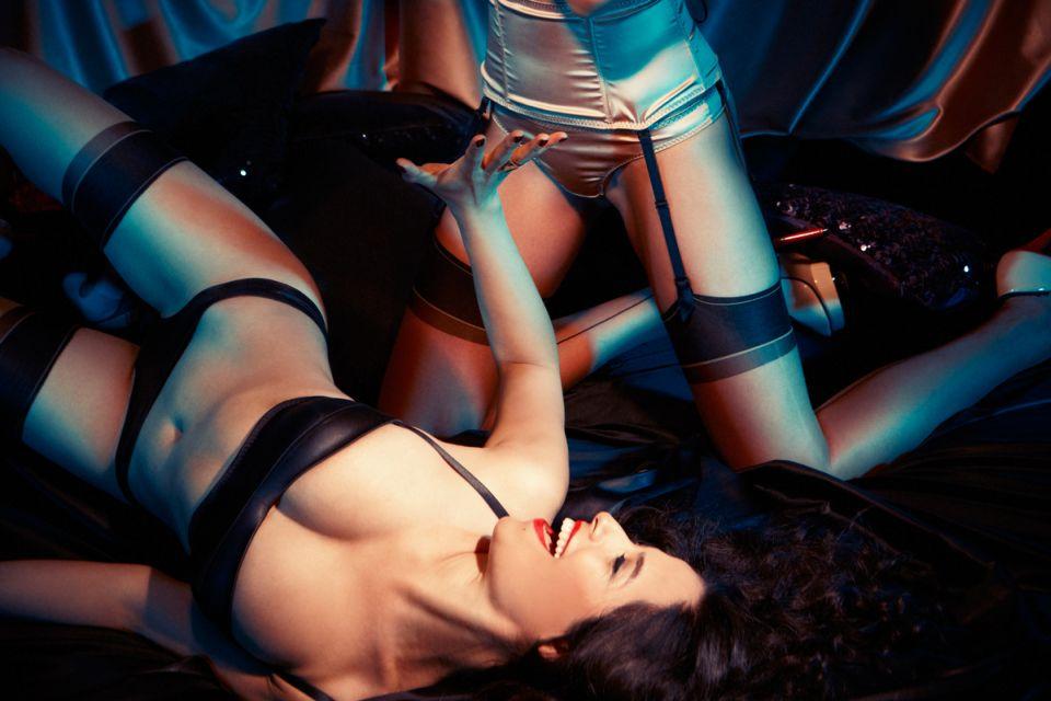 Les Chandelles lingerie — Coquette