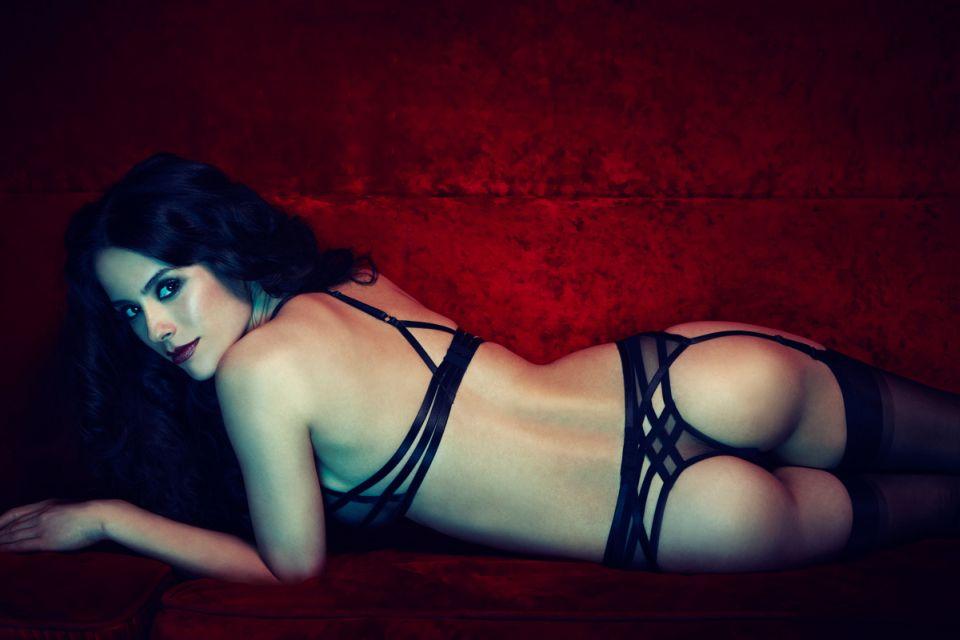 Les Chandelles lingerie — Eiffel