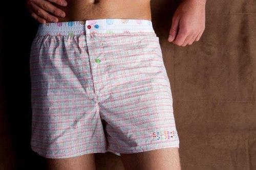 Мужское нижнее белье. Боксеры Color-code