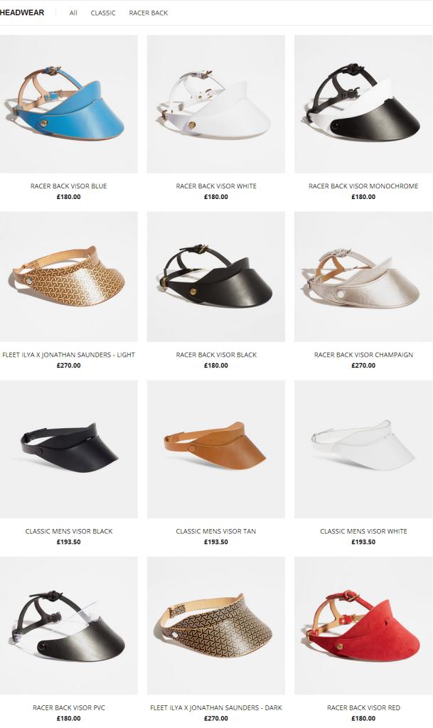 Headwear   Fleet Ilya