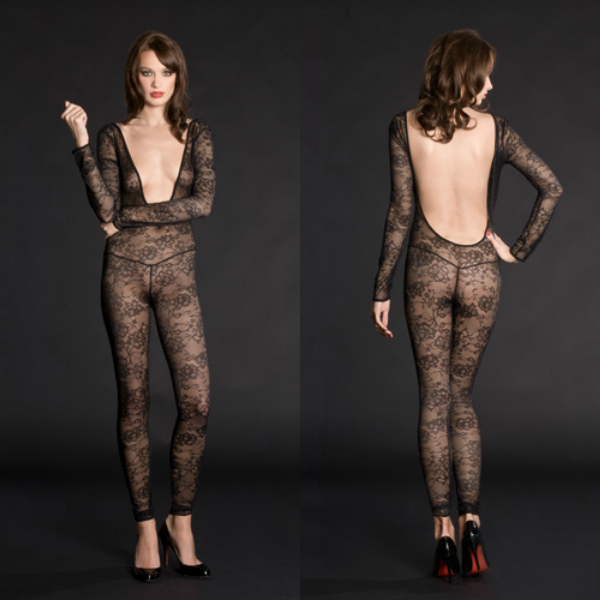 Maison Close, Villa des Lys catsuit