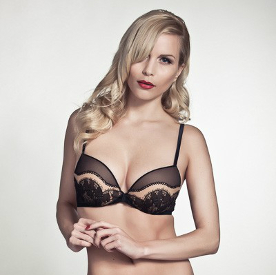 Shanghai San Push-up Bra от La Perla