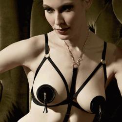 Something Wicked, Annabel Harness Bra, £59