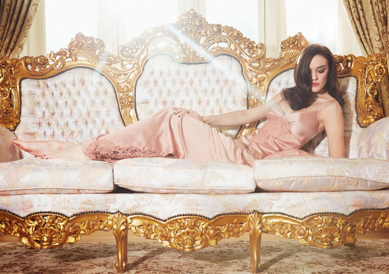 SBSC4 Aphrodisiac Camisole Rose
