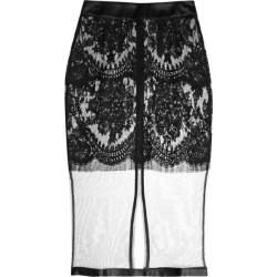 La Perla Freesia lace and tulle half slip, £677