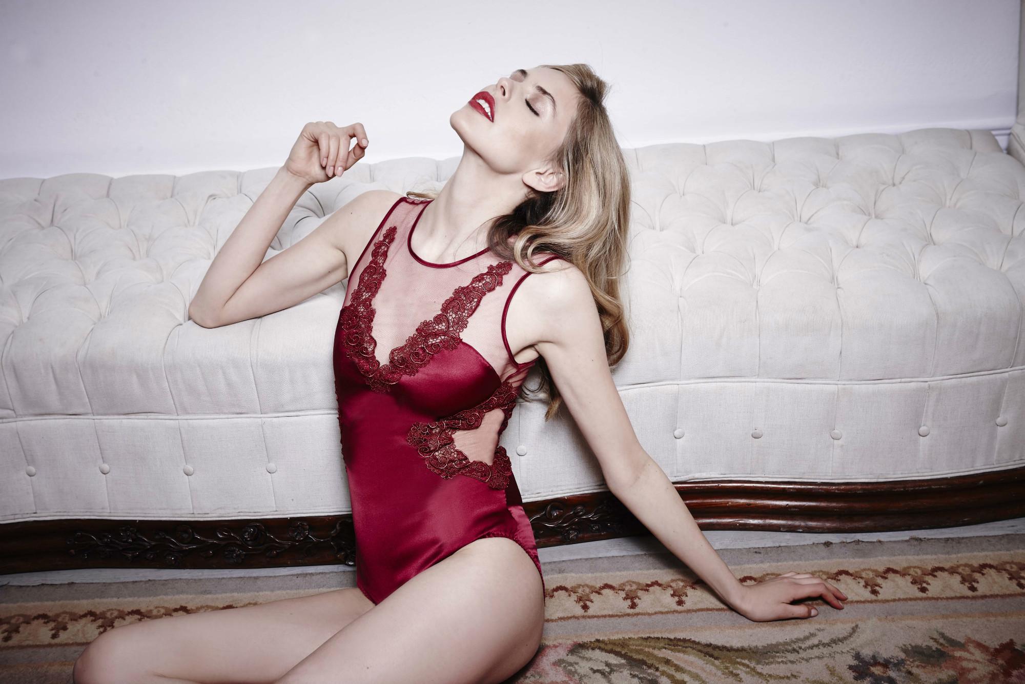Scarlet Silk Body FRONT Fleur of England sm