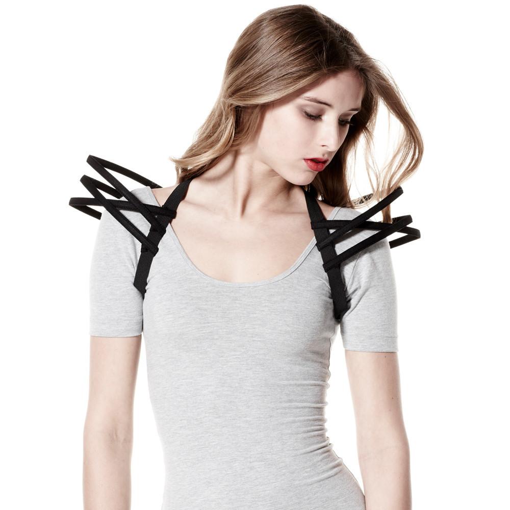 Chromat Crane Shoulders аксессуар на плечи