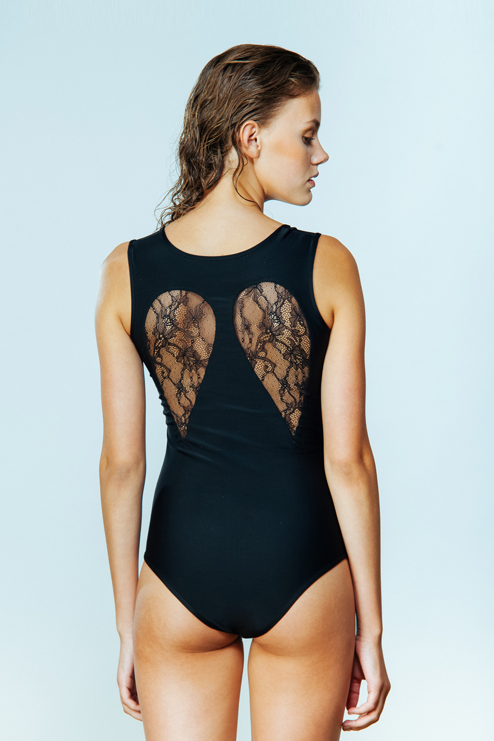 Swim Wings Swimsuit by Kriss Soonik