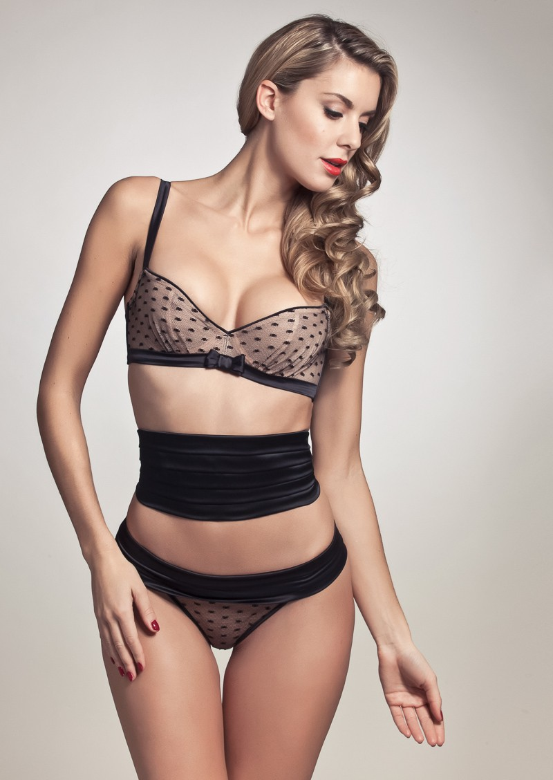 Miss Boy Balconette Bra, €90 вместо €129