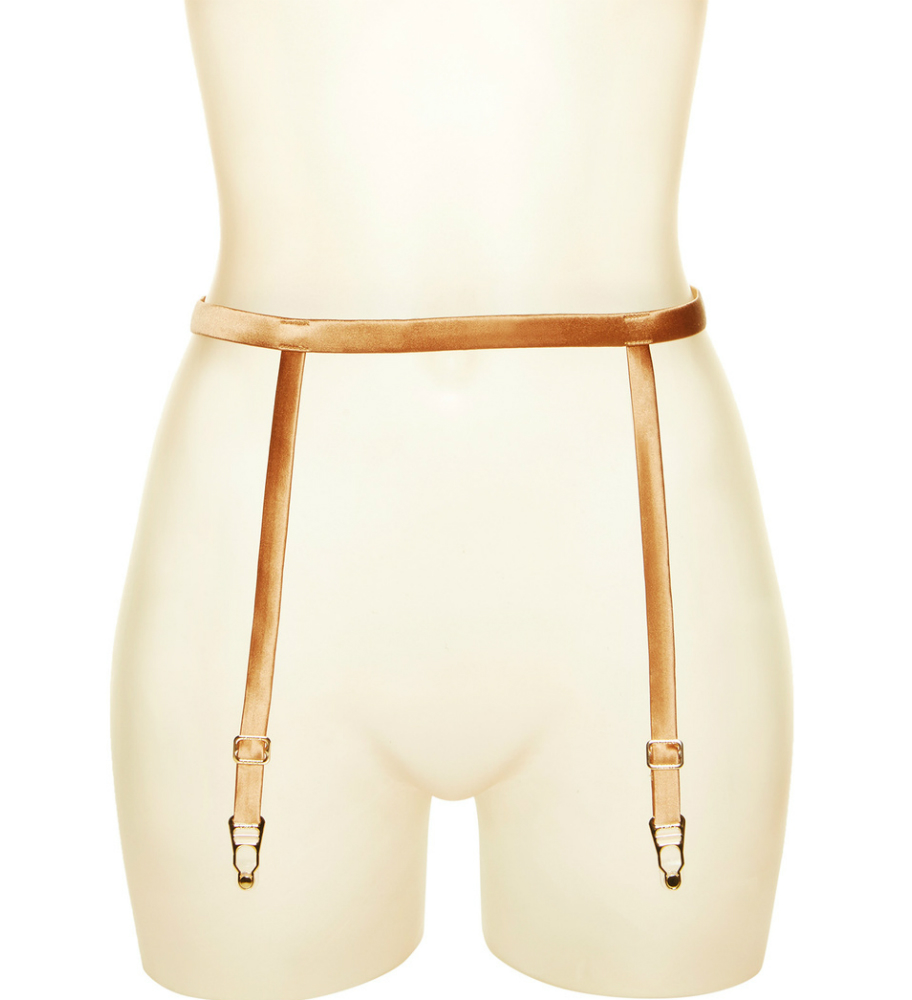 Suspender belt Frames by La Perla