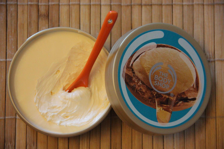 Масло для тела Дикаря Аргана от The Body Shop