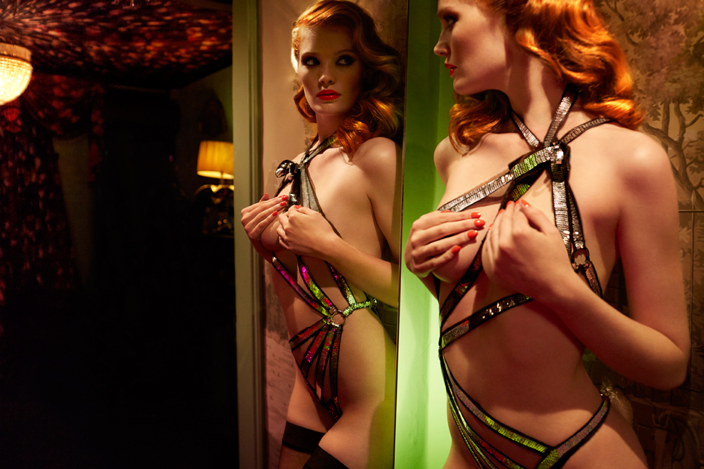 Agent Provocateur, AW15