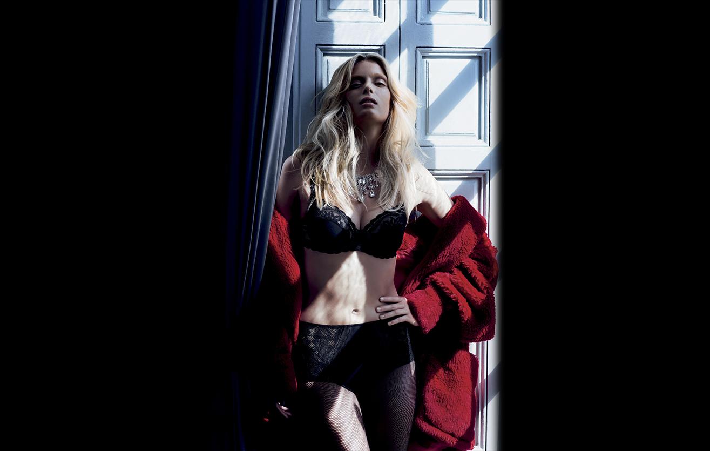 Lou Lingerie, AW15, Elegante