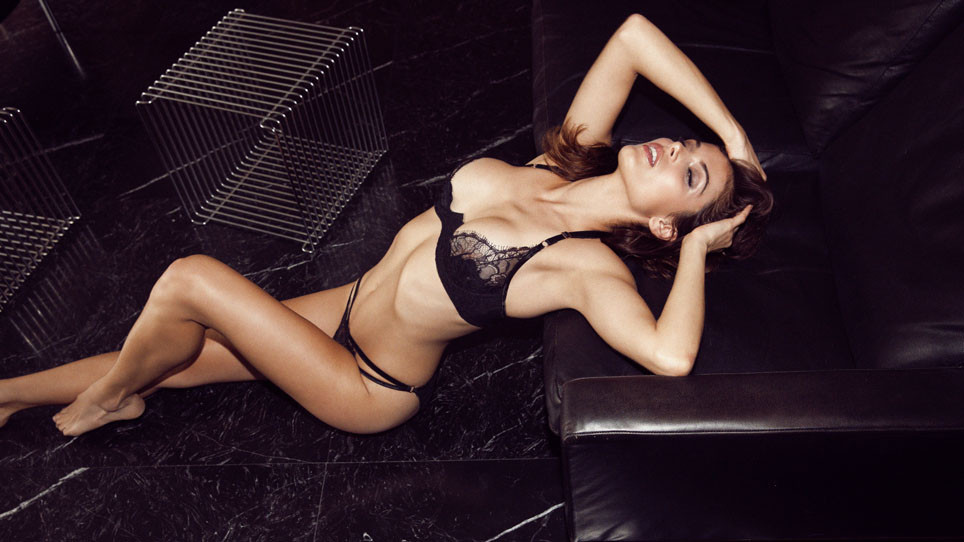 Lascivious lingerie, collection Louisa