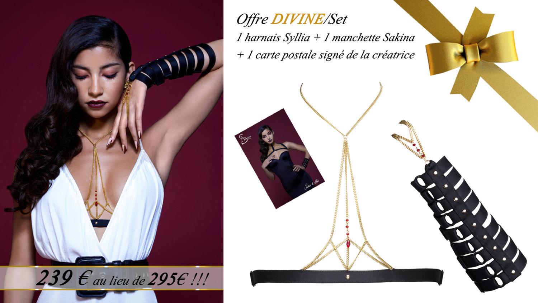 Divine set €239 вместо €295