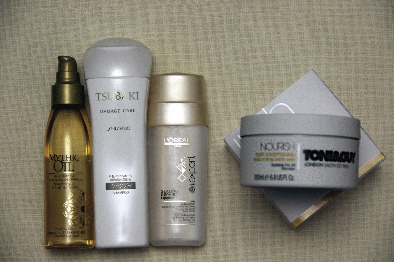 Обзор средств по уходу за волосами на GB {Garterblog.ru}