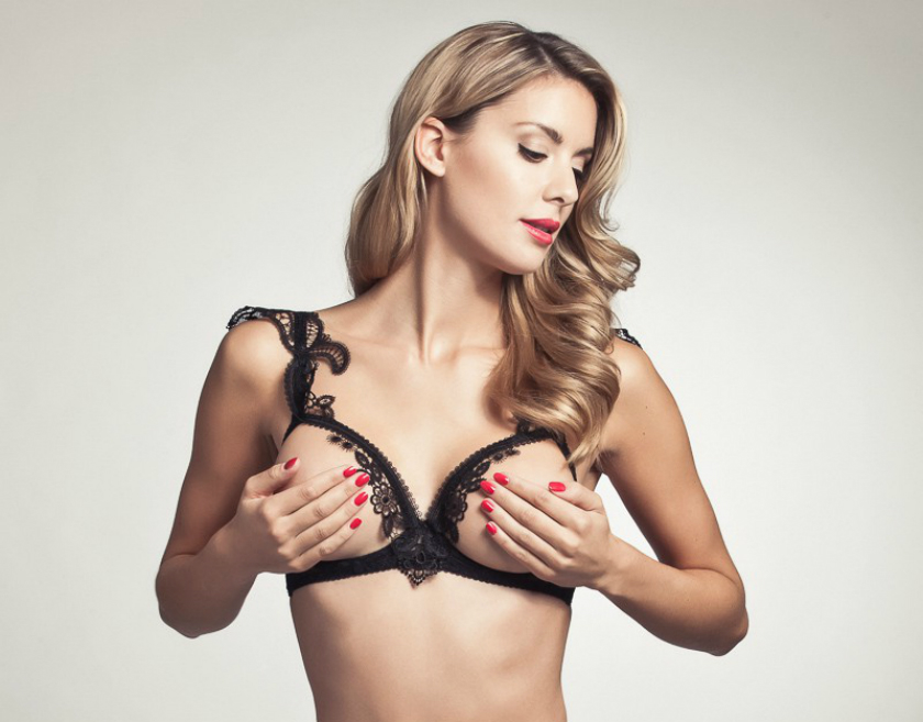 Pretty Wild lingerie from Pleasurements