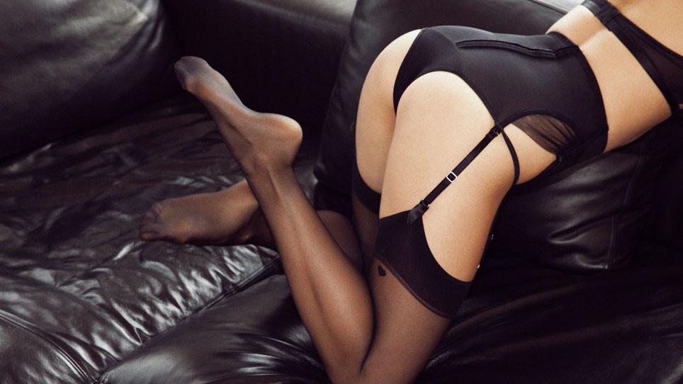 Lascivious Lila stockings