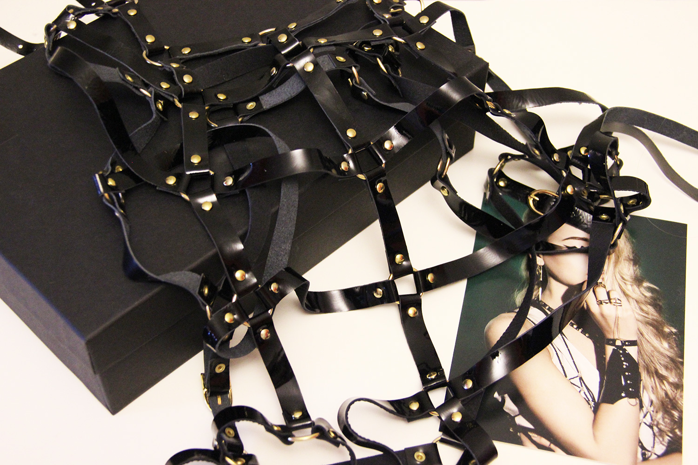 DSTM harness Garterblog.ru