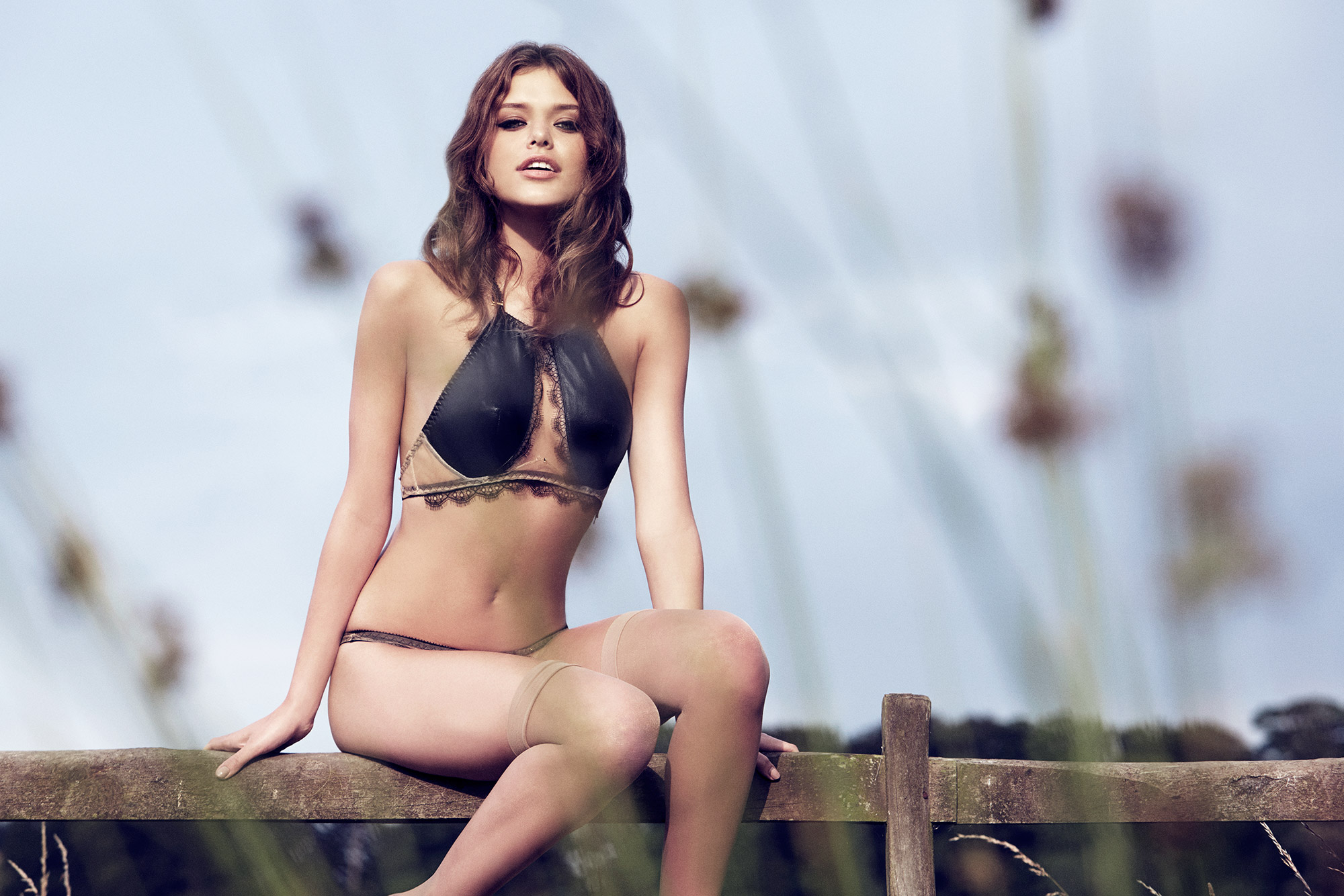 Edge O' Beyond SS16 lingerie collection Esme