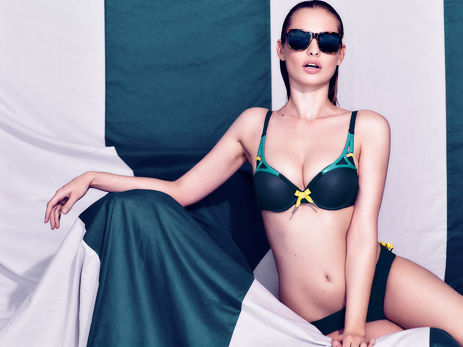 Marlies Dekkers, swimwear collection SS16