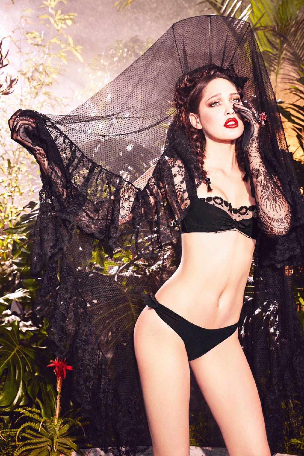 Chantal Thomass lingerie, SS 2016