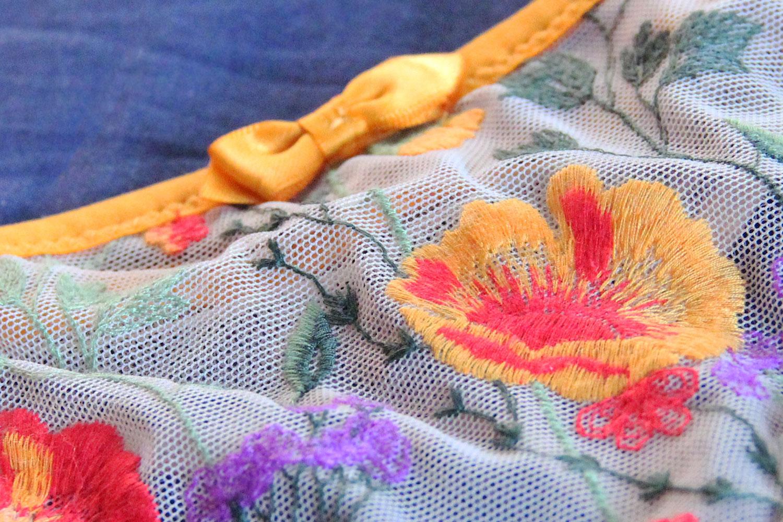 Обзор комплекта нижнего белья Fleur De Peau от Huit на GB (Garterblog.ru)