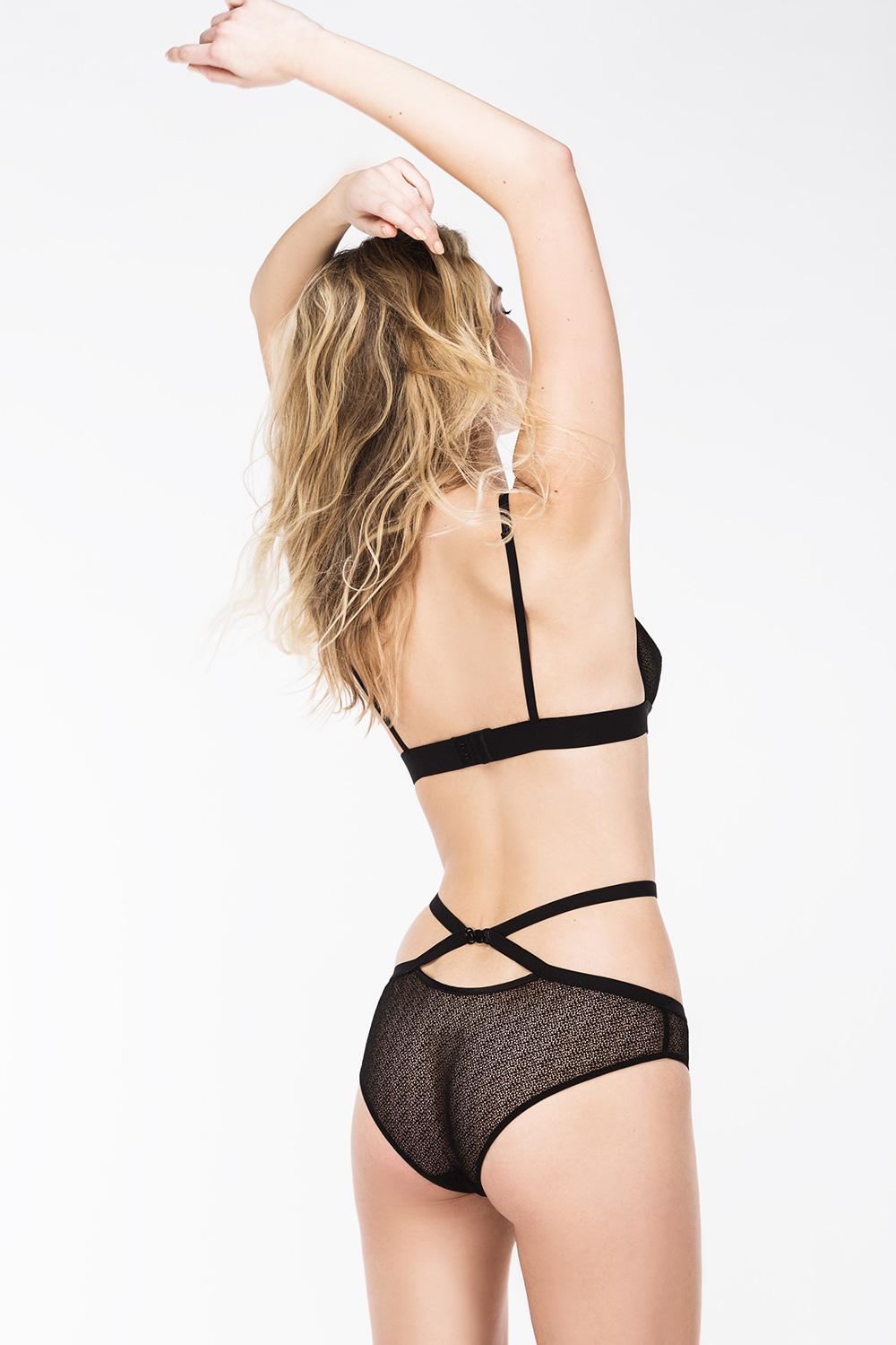 Kriss Soonik Spiderweb knickers