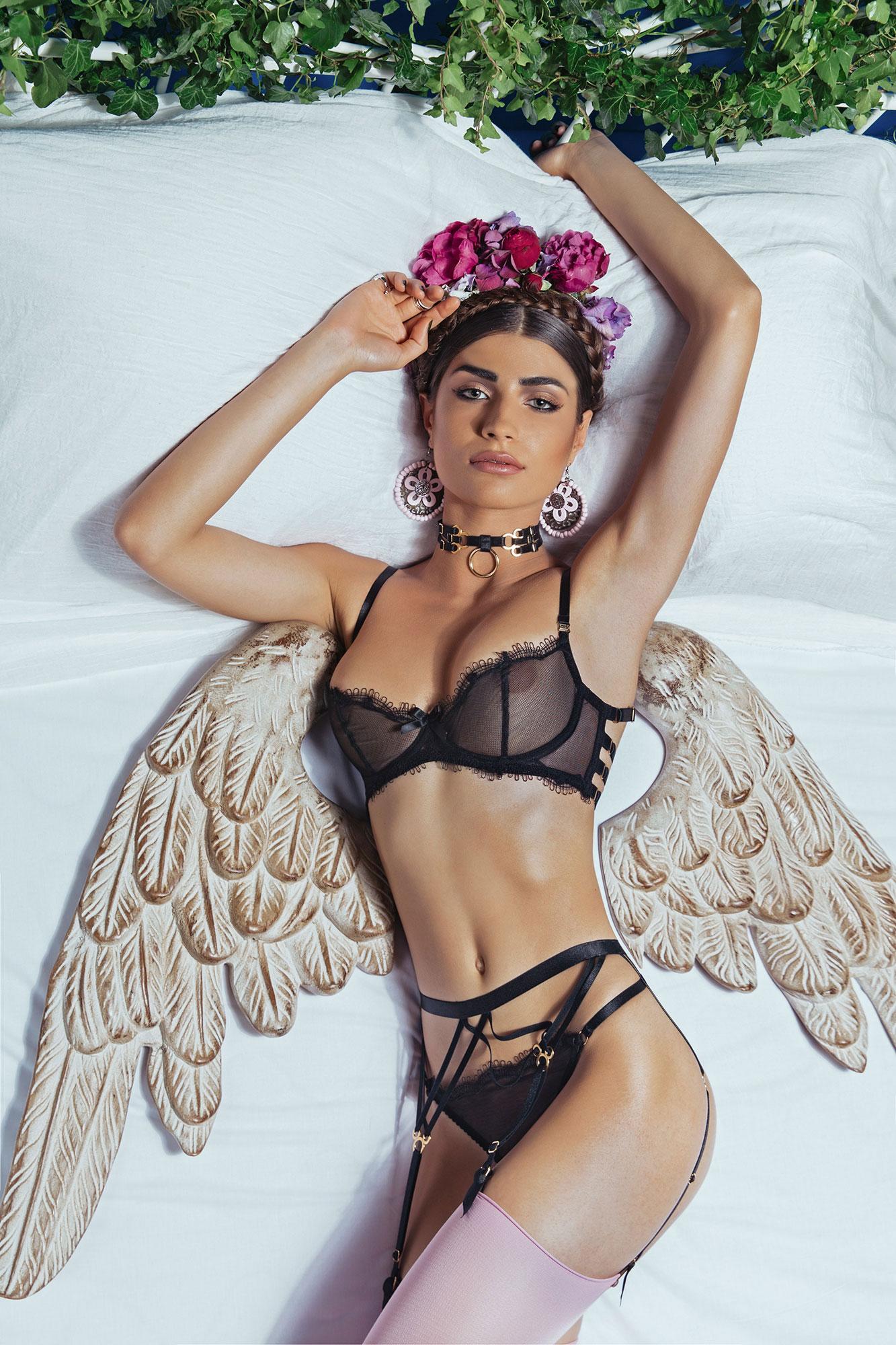 Bordelle lingerie, ss16