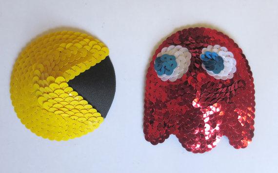 Pacman pasties