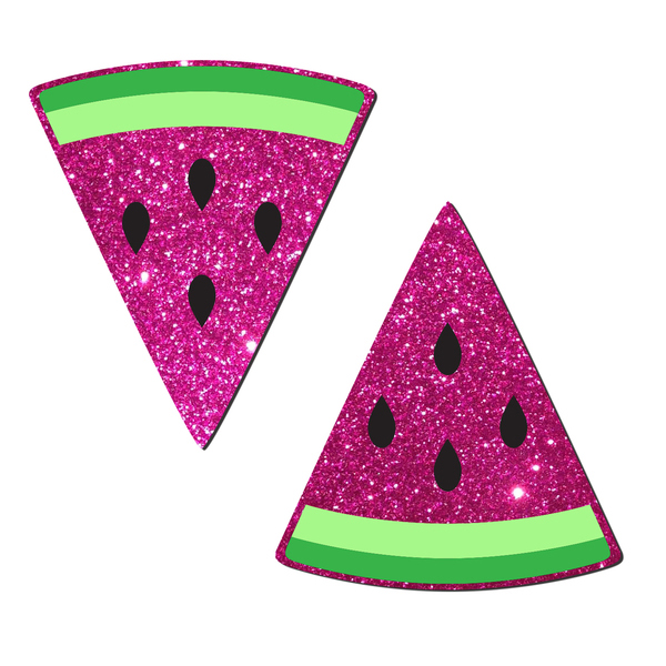 Watermelon pasties