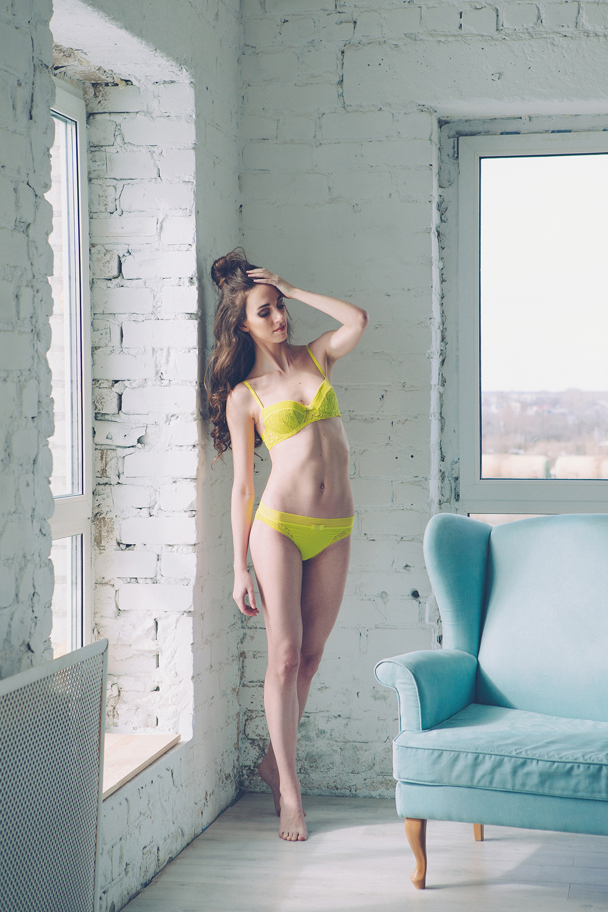 Huit De L'air lingerie photo-review by GB {Garterblog.ru}