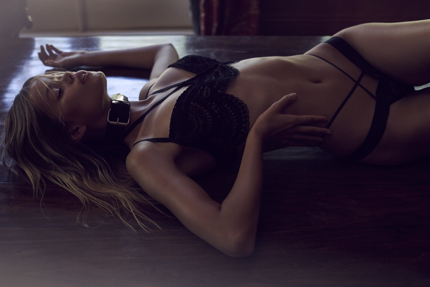 "For Love & Lemons Skivvies SS2016. ""For Your Eyes Only"""