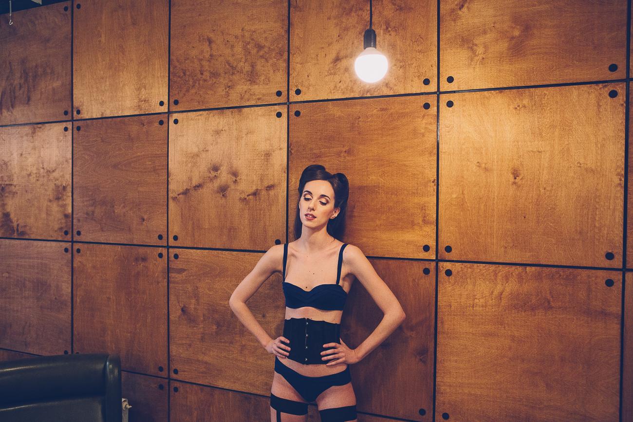 Фотообзор комплекта нижнего белья Chantal Thomass на Garterblog.ru. Фотограф – Эльмира Замалетдинова