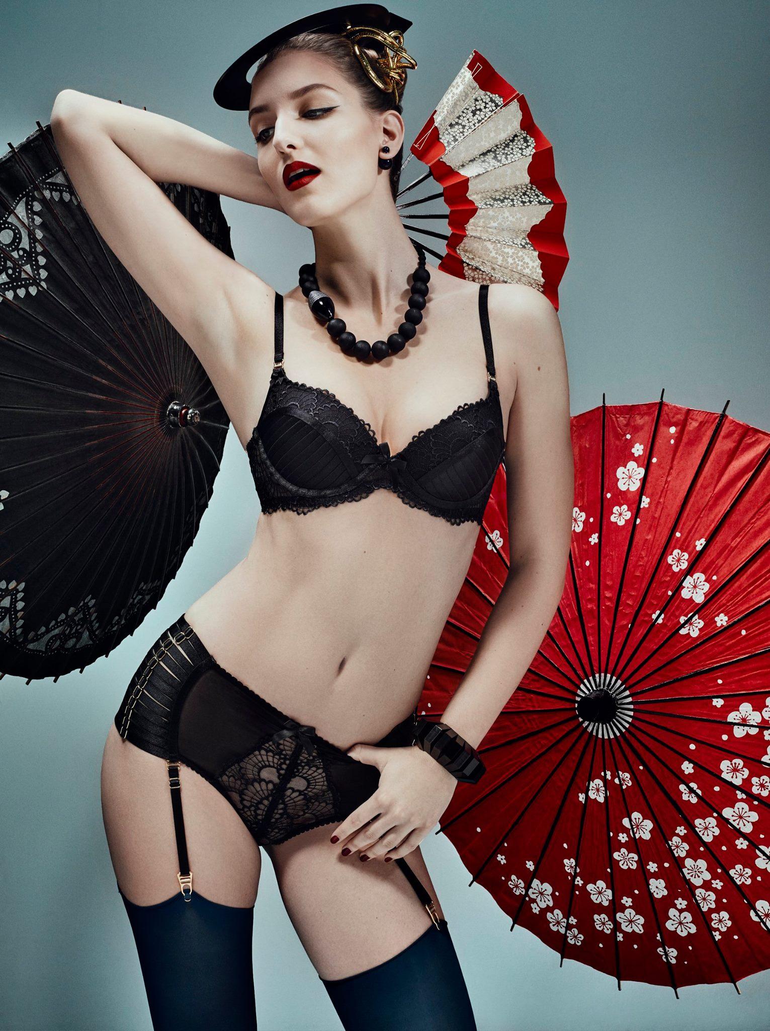 Bordelle lingerie, aw16-17