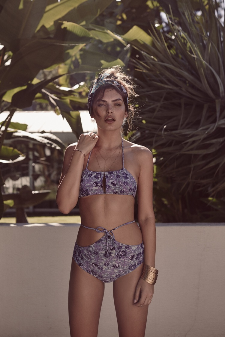 For Love & Lemons Swimwear collection