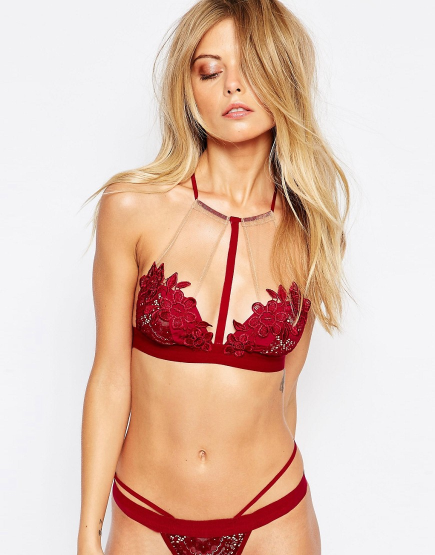 Бюстгальтер Skivvies For Love & Lemons Lucia
