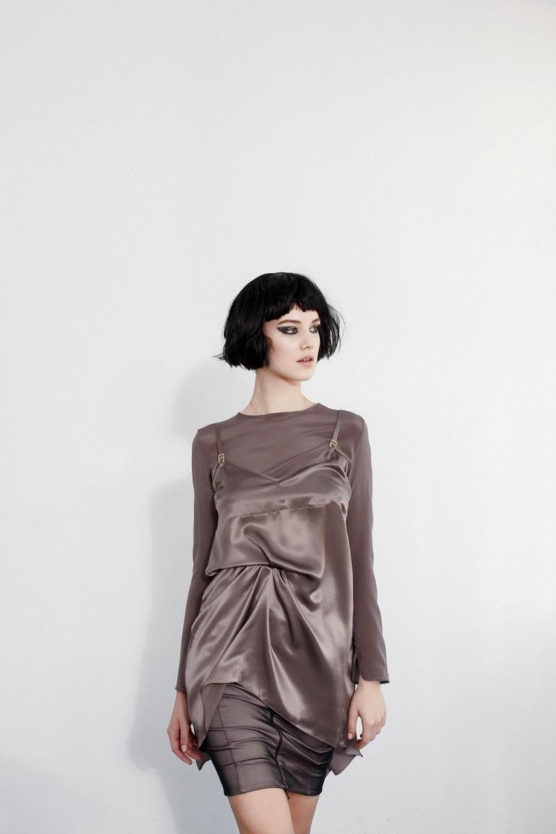 Murmur, осень-зима '16/17. Одежда, вдохновлённая нижним бельём