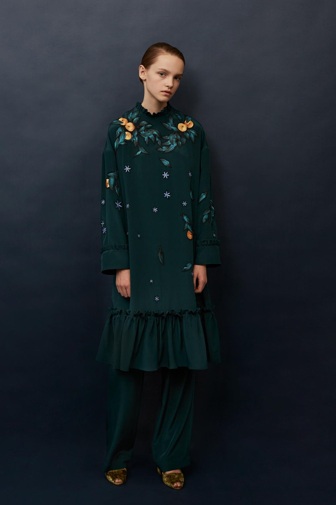 Alena Akhmadullina, осень-зима 2017/2018