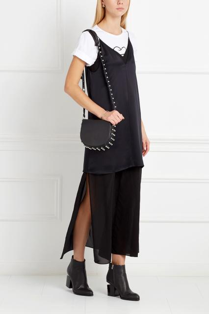 T BY ALEXANDER WANG Шелковое платье 22 820 Р32 600 Р (-30%)