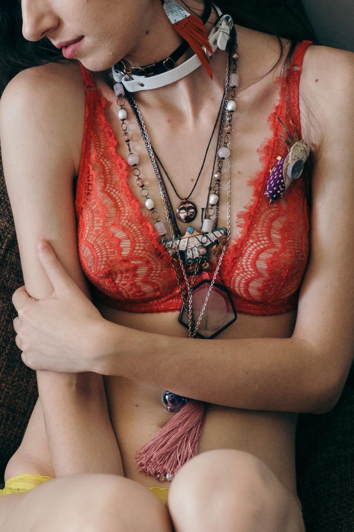 Фотообзор яркого нижнего белья в GB {Garterblog.ru} / Bright Side