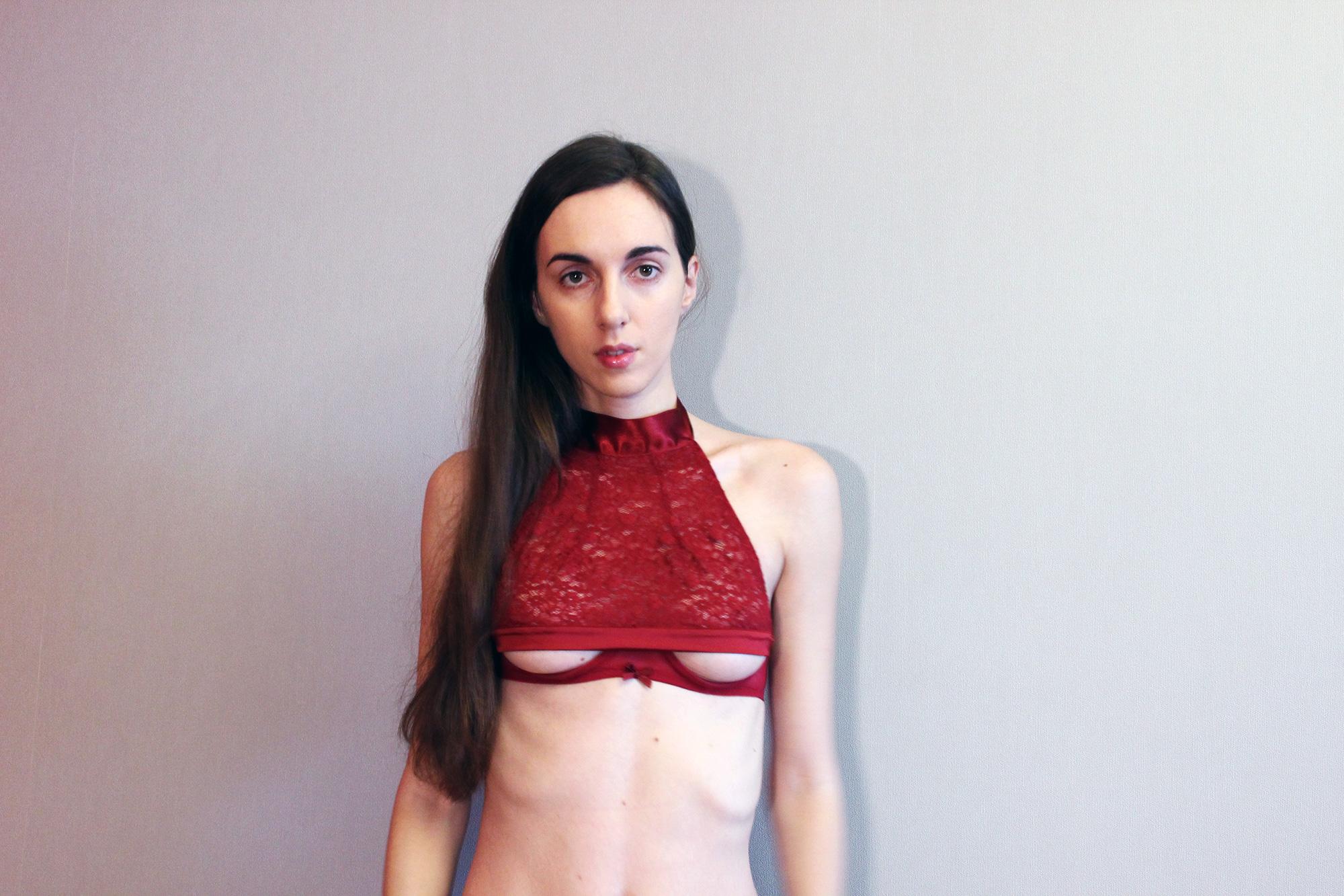 Обзор бюстгальтера Red Room из коллекции Fifty Shades Darker от Coco de Mer