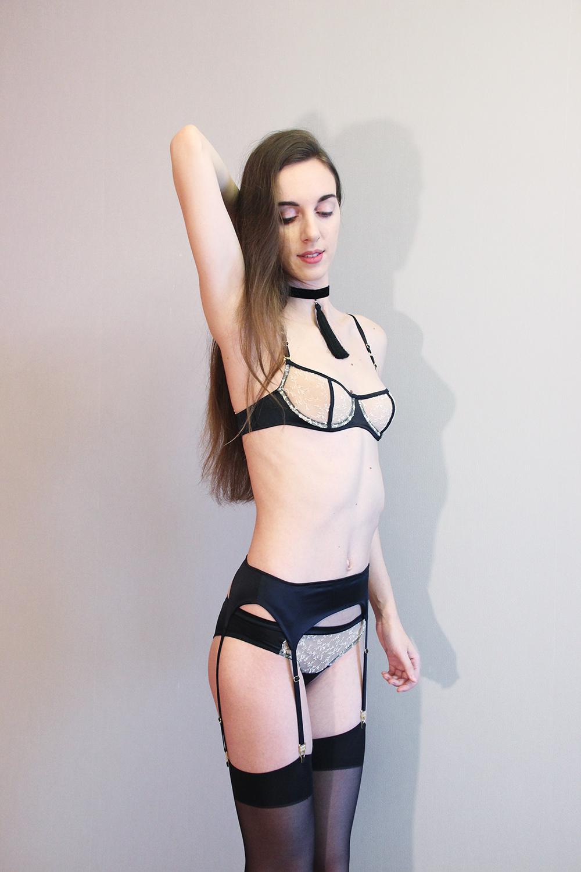 Обзор комплекта нижнего белья Goddess от украинского бренда LingerieMe