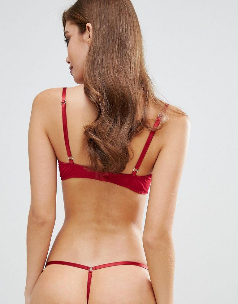 Стринги Coco de Mer Fifty Shades Darker Red Room, 1 153,84 руб.