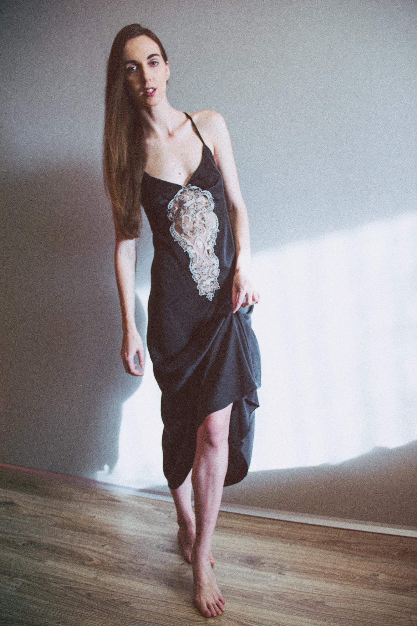 Что делать если платье сильно мнется