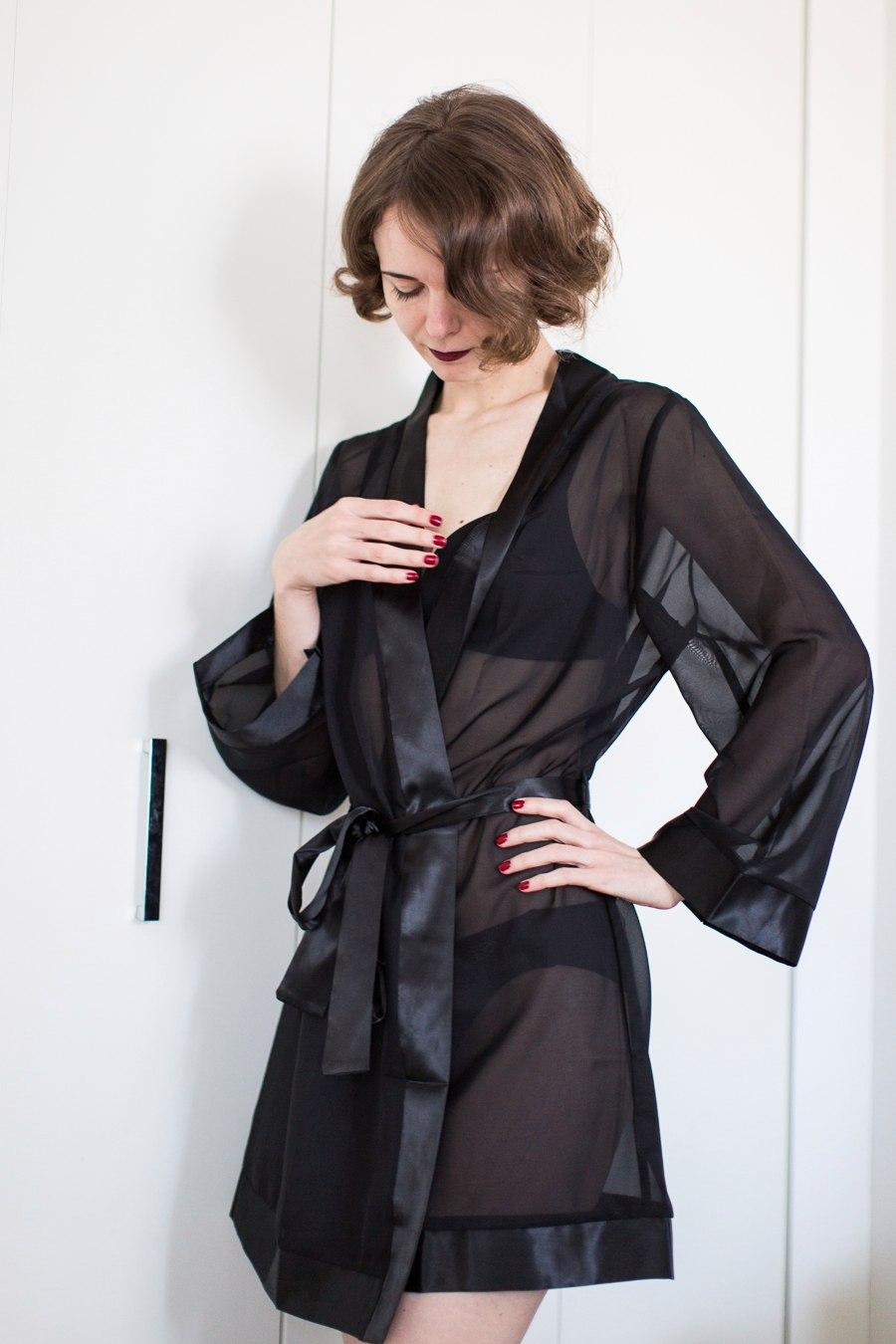 Обзор кимоно Bluebella, купленного на Asos, в комьюнити GB {Garterblog.ru}